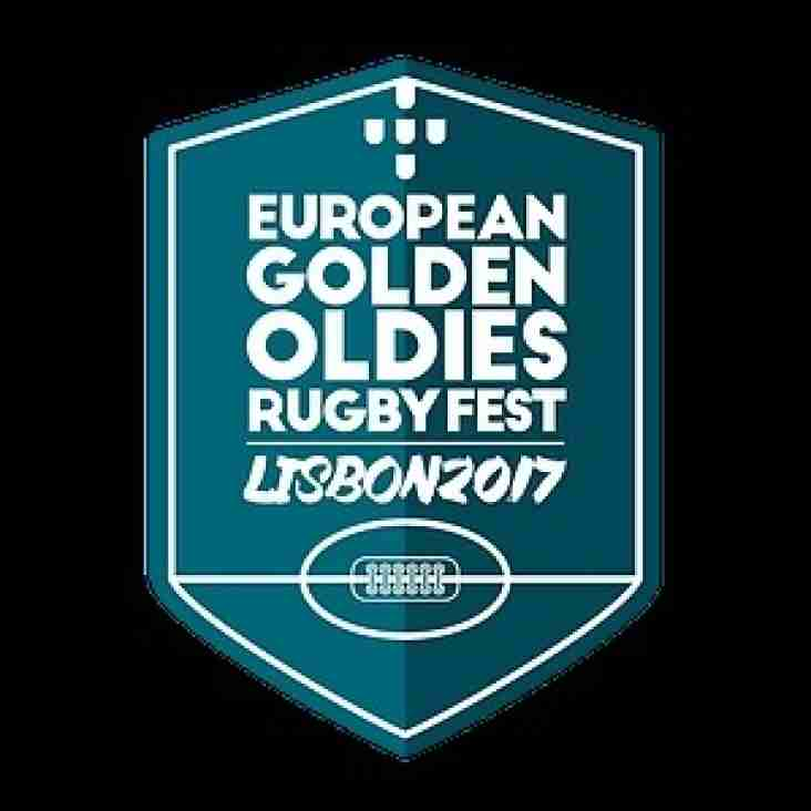 European golden oldies rugby festival 2017